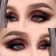 Eyeshadow step by step ❤ liked on Polyvore featuring beauty products, makeup, eye makeup and eyeshadow