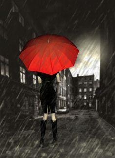 """Under My Umbrella"""
