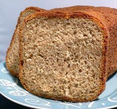 Pão Integral de Maçã e Canela - Máquina de Pão