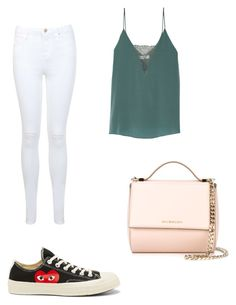 """""""FKL"""" by victoriabajer on Polyvore featuring moda, Bailey 44, Miss Selfridge, Converse i Givenchy"""