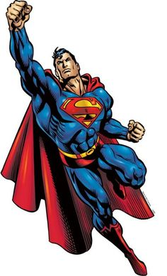 Superman is revered as a masculine symbol among all people. He is a symbol of strength and valor that I believe all men strive to be like.