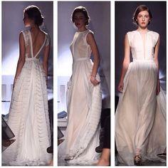 Iconic Parlor Bridal dress #parlorstudio #bridaldress #demicouture #lace #handmade #embroidery #weddinglove #weddingdress #weddingideas