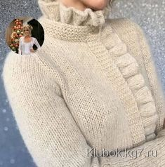 Knitted hats or hobby club - For inspiration. Gilet Crochet, Crochet Cardigan, Knit Crochet, Knitting Designs, Knitting Stitches, Baby Knitting, Knitting Projects, Knitwear Fashion, Knit Fashion