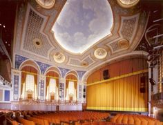 A popular theatre destination- Allen Theatre in Playhouse Square, Cleveland, OH