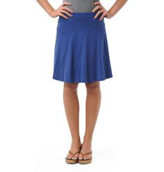 Horny Toad Activewear ~ Women's Chachacha Skirt ~ Organic Cotton & Tencel Skirt
