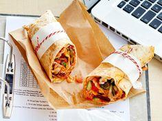 5 vegetarische Büro-Snacks