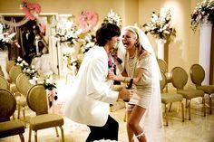 Pin for Later: Die 45 schönsten Hochzeitskleider aus Film und Fernsehen Love Vegas