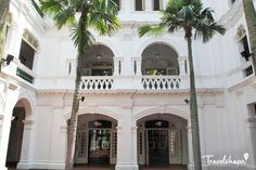 Raffles Hotel Shopping Arcade | Guide to Shopping in Raffles Hotel Shopping Arcade, Singapore | Travelshopa