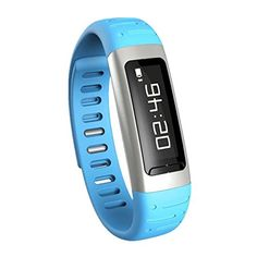 UWatch U9C Wristband Bluetooth Smart Sports Watch Bracelet for iPhone and Android With Pedometer Ringing Reminder Anti Lost (Blue) - Features:   1.Material:Steel Silicon  2.LCD: LCM 0.91 inch  3.Resolution:128×32  4.WiFi Hotspots:High-speed Internet Access,Zero Flow Through to the End (Insert Watch into the Computer USB Port after Pre-installed Driver in Computer and Setting,then You Can Use WifiHotspots)  5.Ringing... - http://ehowsuperstore.com/bestbrandsales/watches/u