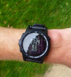 4d900a0dac6 Garmin Tactix GPS military watch