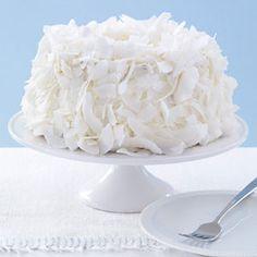 Coconut Cream Cake - GoodHousekeeping.com