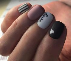This series deals with many common and very painful conditions, which can spoil the appearance of your nails. SPLIT NAILS What is it about ? Nails are composed of several… Continue Reading → Heart Nail Designs, Nail Art Designs, Nails Design, Love Nails, Fun Nails, Glitter Nails, Stiletto Nails, Manicure, Nagel Hacks