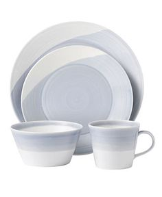 Royal Doulton Dinnerware, 1815 Blue Collection - Casual Dinnerware - Dining & Entertaining - Macy's