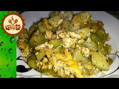 Yumurtalı Kabak Kavurması Tarifi - Kolay Yemek Tarifleri - YouTube