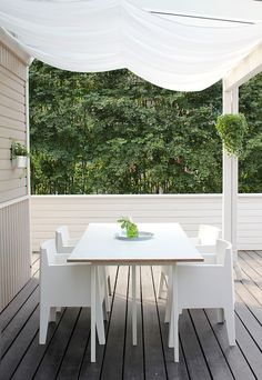 Bambula: terrace Blog Pictures, Green Garden, Outdoor Landscaping, Garden Planning, Outdoor Spaces, Balcony, Diy, Outdoors, Gardening