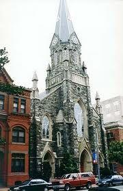 St Mary Mother of God, Washington, DC