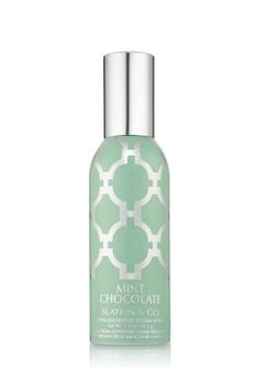 Bath and Body Works Mint Chocolate Concentrated Room Spray -- Visit the image link more details. Best Home Fragrance, Home Fragrances, Linen Spray, Whipped Body Butter, Perfume Oils, Hanging Ornaments, Mint Chocolate, Bath And Body Works, Body Care