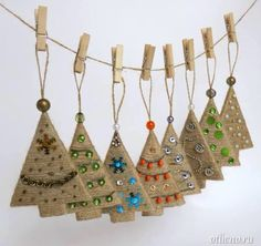 In this DIY tutorial, we will show you how to make Christmas decorations for your home. The video consists of 23 Christmas craft ideas. Christmas Crafts To Make, Teacher Christmas Gifts, Christmas Projects, Holiday Crafts, Wooden Christmas Decorations, Theme Noel, Diy Christmas Ornaments, Kids, Simple Christmas Crafts