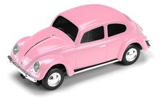 Pink Beetle 16GB USB Flash Drive