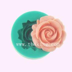 Encontre mais Forma de bolo Informações sobre rosa forma suave molde do bolo do silicone para doces sabão 2 pcs, de alta qualidade Forma de bolo de Cake Tools Supplier em Aliexpress.com