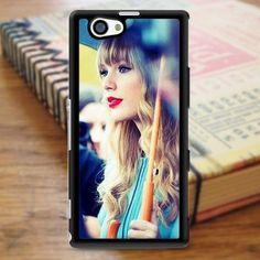 Taylor Swift Umberella Sony Experia Z3 Case