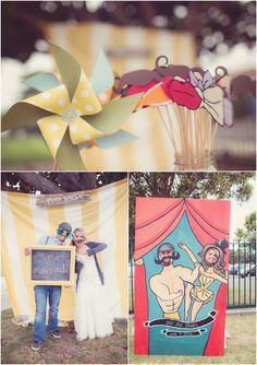 Love these ideas! What a fun wedding.