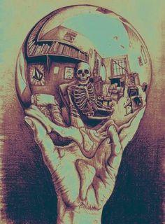 """Son demaciadas dudas pensamientos vagos, gente muere en el infierno o es que en algo fueron malos?, por algo estan aqui aunque no lo acepten, debo hayar ahora una manera de huir de la muerte... Canserbero - """"Es epico"""""""