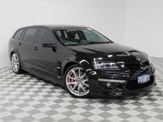 Used Holden Special Vehicles Clubsport R8 Tourer, Jandakot, 2011 Holden Special Vehicles Clubsport R8 Tourer Wagon