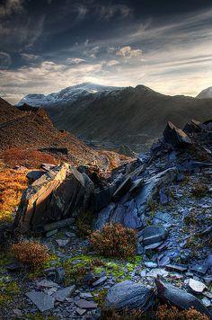 Dinorwig - Wales - United Kingdom