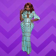 Asia O'Hara • RuPaul's Drag Race • Season 10 #teamasiaohara #teamasia