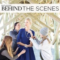 Get a glimpse inside Silpada's 2015 Spring/Summer Catalog shoot! #SilpadaStyle