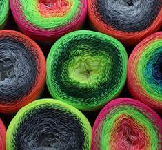YARNART FLOWERS VIVID 250 grams-1000 meter Gradient Cotton Yarn Rainbow Knitting Yarn Crochet Cotton Organic Soft Yarn Granny Square Shawl Wraps Poncho Yarn Crochet Yarn, Knitting Yarn, Hand Knitting, Rainbow Crochet, Yarn Shop, Yarn Colors, Needles Sizes, Shawl, Wraps