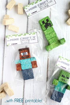 Be Mine Craft-y Valentine from LollyJane