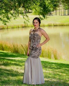 Dress by E'vana Couture