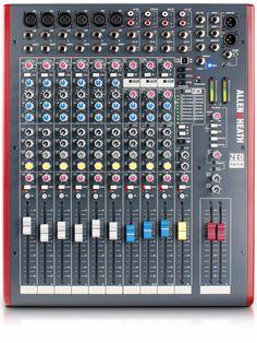 Allen & Heath ZED-12FX 10 - 30000 Hz 3.5 mm/6.35 mm #Allen & Heath #ZED12FX #Mischpulte Hier klicken, um weiterzulesen.