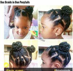 Natural Girl Hairstyles Natural Kids …  Lil Girl Hairstyles  Pinterest  Natural Kids
