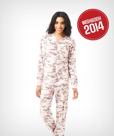 Choose a fun onesie like this pink camo design for the holiday season Christmas 2014, Holiday, Canada Shopping, Camo Designs, Pink Camo, Online Furniture, Onesies, Wonderland, Halloween