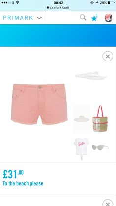 My next #Primark outfit I've made up is perfect for the beach. The beach bag even comes with a pillow and beach mat! #primarnia #primarni #perfectsummerclothes #ilovefashion #iloveprimark #primarkwomen #primarksummer #primarkbeachwear #primarkladies #primarkpink #tothebeach #beachwear #perfectsummerclothes #primarkoutfit #primarkoutfits #summertime #fashion #fashiongram #fashiongram #fashionideas #summertime #summer #summerfashion