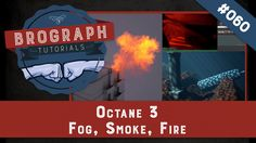 Dive into Octane 3's environments such as Fog, Smoke, & Fire. Learn about voxels and VDB files and see what they can do. In this tutorial you also get a look...
