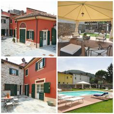 Spend your holidays in nice complex in Lucca surrounded... http://www.posarellivillas.com/_1569__index.phtm