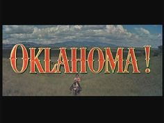 Oklahoma | Oklahoma was the first time Richard Rodgers and Oscar Hammerstein ...