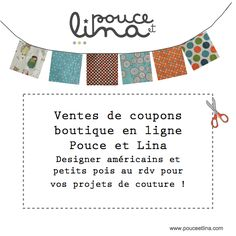 Couture | Pouce et Lina - Le Blog