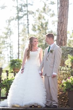 Mike and Abby - Just Married, Photo courtesy of Jessica Simons Photography