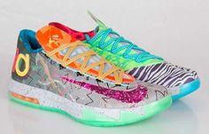 "Releasing: Nike ""What The"" KD VI - EU Kicks: Sneaker Magazine"