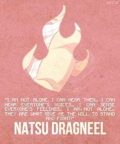 Fairy Tail Quotes - Natsu - Wattpad