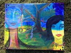 """""""Time time time"""" by Amy B. ( sold) 10-2014"""