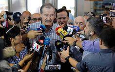 #DESTACADAS:  Venezuela declara persona no grata al expresidente mexicano Vicente Fox - Sputnik Mundo