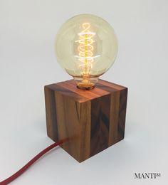 Luminária Cubo Vert