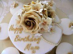 Birthday Cake - via @Craftsy