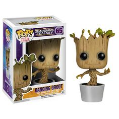 Guardians of the Galaxy Dancing Groot Pop! Vinyl Bobble Figure from Entertainment Earth for $9.99